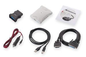 Сканматик 2 - универсальный мультимарочный сканер, предназначенный для диагностики современных систем управления автомобилей.
